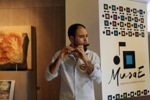 Clases de flauta clásica Altamira Oscar Vázquez Flutebox.es-Flauta Beatbox