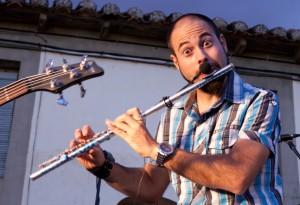 flautista beatbox Oscar Vazquez Flutebox.es-SOG Folk