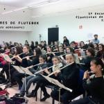 Actividades de flauta beatbox Taller de flauta beatbox Encuentro flautas Navarra Flutebox.es
