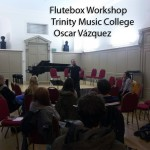 Beatbox Flute Workshop Trinity College