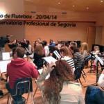 Curso de Flauta Beatbox Segovia