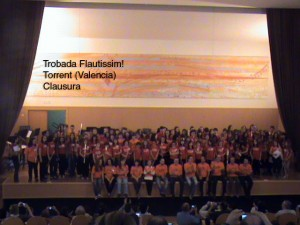 Actividades de Flauta Beatbox Taller Flutebox Trobada Flautissim en Torrent valencia Flutebox.es