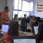 Taller de Flauta Beatbox flute Workshop trobada Flautissim