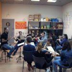 Taller de Flauta Beatbox Rivas Vaciamadrid flute workshop