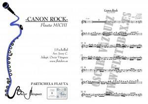 Canon Rock Flauta Pachelbel