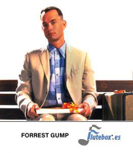 Forrest Gump Alan Silvestri-Canciones de flauta-Flute-Flauta-Beatbox