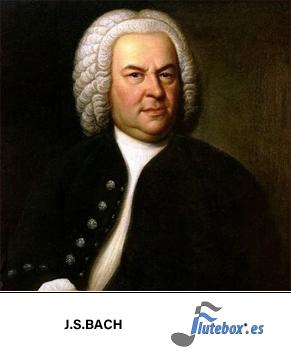 Bach-Canciones para flauta fáciles-Flute-Flauta-Beatbox