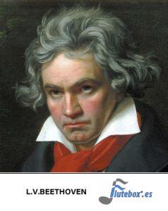 Beethoven-Canciones de flauta fáciles-Flute-Flauta-Beatbox