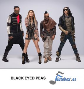 Black Eyed Peas-Ive got a feeling-Canciones de flauta-Flute-Flauta-Beatbox