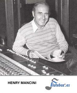 henry-mancini-Flute-Canciones para Flauta-Beatbox-Flutebox.es