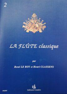 VOLUMEN 2 de RENÉ LE ROY y HENRY CLASSENS Acompañamiento de piano