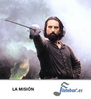 La misión el oboe de gabriel the gabriels oboe-Canciones de flauta fáciles-Flute-Flauta-Beatbox