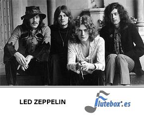 led zeppelin-stairway to heaven-Canciones para flauta-Flute-Flauta-Beatbox