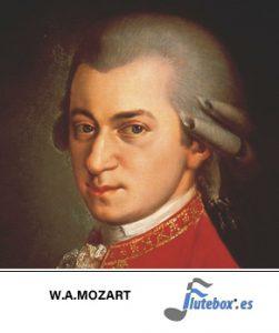 Mozart-Canciones para flauta-Flute-Flauta-Beatbox