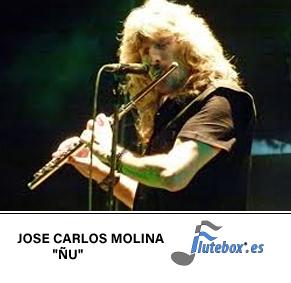 Ñu-Jose Carlos Molina-Canciones para flauta-La taberna Encantada-Flute-Flauta-Beatbox