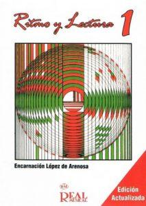 """""""Ritmo y lectura 1"""" Encarnación López de Arenosa Acompañamientos de piano"""
