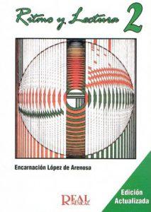 """""""Ritmo y lectura 2"""" Encarnación López de Arenosa Acompañamientos de piano"""