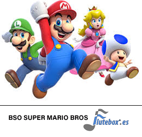 super-mario-overworld-theme-Canciones para flauta-Flute-Flauta-Beatbox
