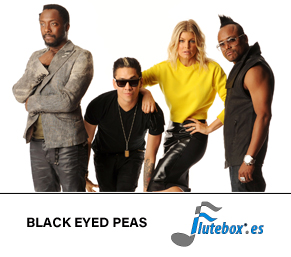 black-eyed-peas-partituras-de-Flauta-Beatbo-Flutebox.es