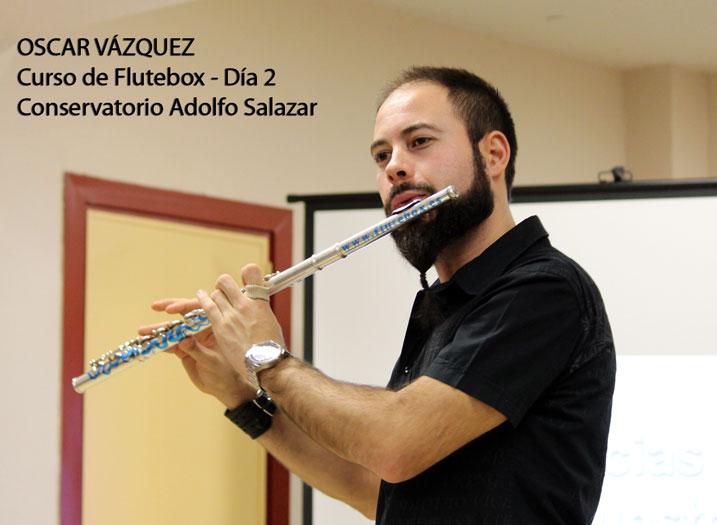 Flauta beatbox curso for Curso de escaparatismo madrid