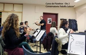 Curso de Flutebox - Conservatorio Madrid 05
