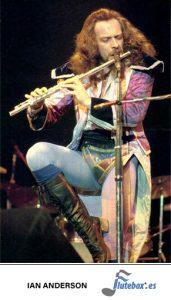 Jethro Tull-ian-anderson-Canciones de flauta difíciles-Flute-Flauta-Beatbox