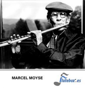 marcel-moyse-Clases de flauta individuales-Flute-Flauta-Beatbox