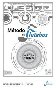 Portada Método de Flutebox Vol. 1 Oscar Vázquez