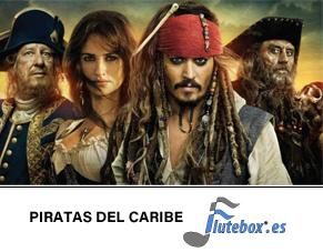 piratas del caribe-Flute-Flauta-Beatbox-Flutebox.es