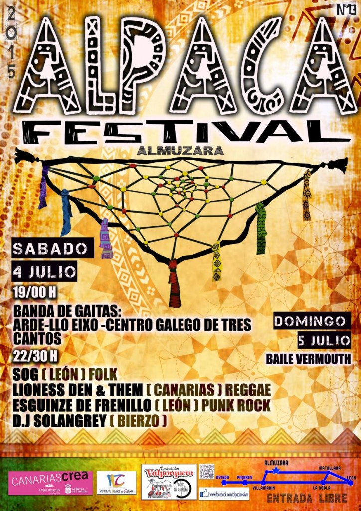 SOG Alpaca Folk Festival