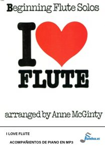 """I LOVE FLUTE"" ANNE McGINTY"