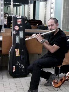 Clases de flauta clásica Oscar Vazquez Flutebox.es Flauta-Beatbox