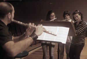 Clases de flauta presenciales Oscar Vazquez Flutebox.es-Flauta-Beatbox