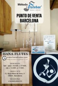 Metodo-Flutebox-Punto-Venta-Hana-Flutes-Barcelona